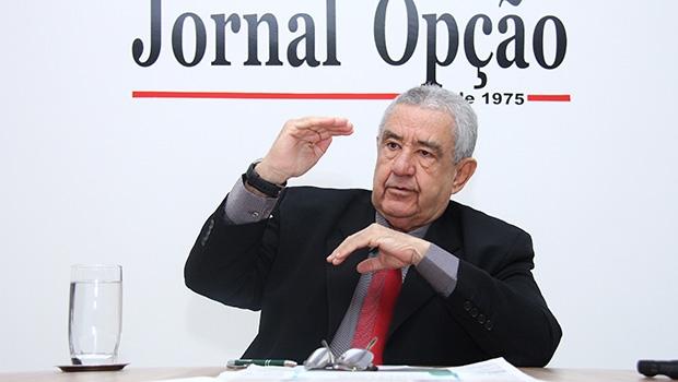 """José Taveira: """"Não temos outro instrumento para substituir os incentivos a não ser fundos de desenvolvimento regionais""""  / Fernando Leite/Jornal Opção"""