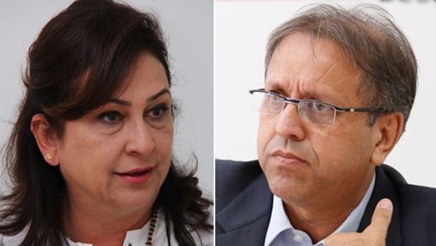 Após crise por espaço no governo, Marcelo Miranda e Kátia Abreu cessam fogo