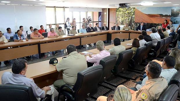 Marcelo Miranda inicia diálogo com funcionalismo público e garante recursos dentro da legalidade