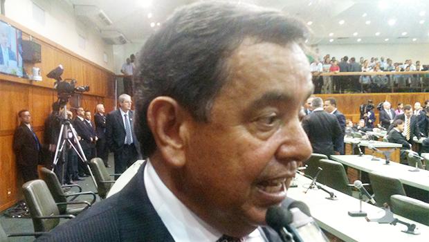 Nédio Leite nega manobra na disputa pela 1ª vice-presidência