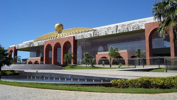 Palácio Araguaia, sede do Poder Executivo do Tocantins | Foto: Governo do Tocantins