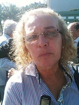 Patrícia Veras, presidente da CMTC | Foto: Marcello Dantas/Opção Online
