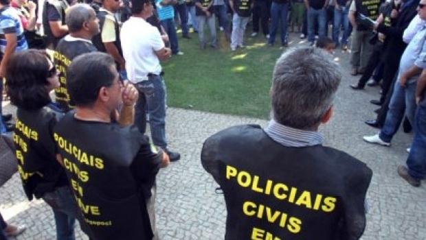"""STF irá julgar ilegalidade da greve de 2012 da PC de Goiás e caso terá """"repercussão geral"""""""