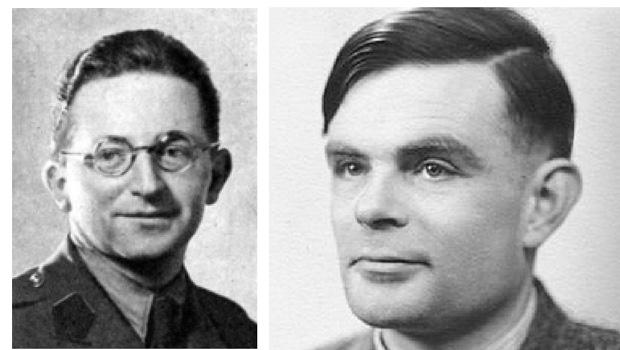 Turing foi importante para derrotar o nazismo. Mas a batalha foi decidida por militares e políticos
