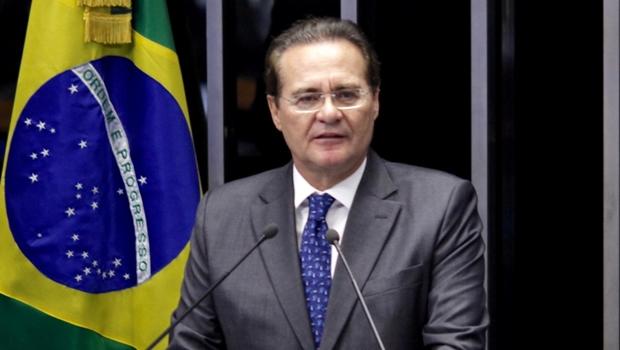 Senador Renan Calheiros foi reeleito | Foto: PMDB nacional