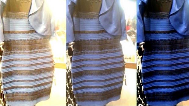 E você, de que cor vê o vestido? | Foto: Reprodução