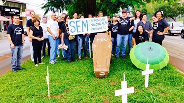 Sindicato nacional repudia ação de procurador-geral do MPF em Goiás que exonerou grevistas
