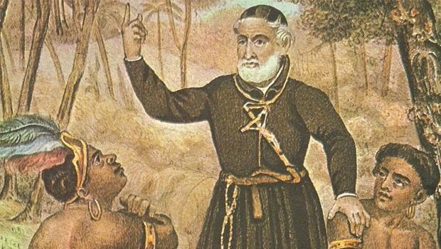 """Padre Antônio Vieira, no século 17, já falava sobre aqueles que """"roubam cidades e reinos"""" e """"despojam os povos"""" / Reprodução"""