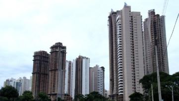 Novos lançamentos imobiliários são frutos de planejamentos anteriores, mas representam apenas uma parcela do que poderia ser inaugurado | Foto: Fernando Leite/Jornal Opção