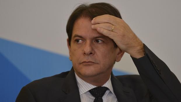 O ex-ministro Cid Gomes | Foto: Fabio Rodrigues Pozzebom/ Agência Brasil