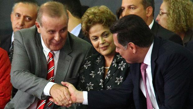 PT, PT e PSDB: equação pode dar certo. Pelo menos, eles garantem | Foto: Fernando Leite / Jornal Opção
