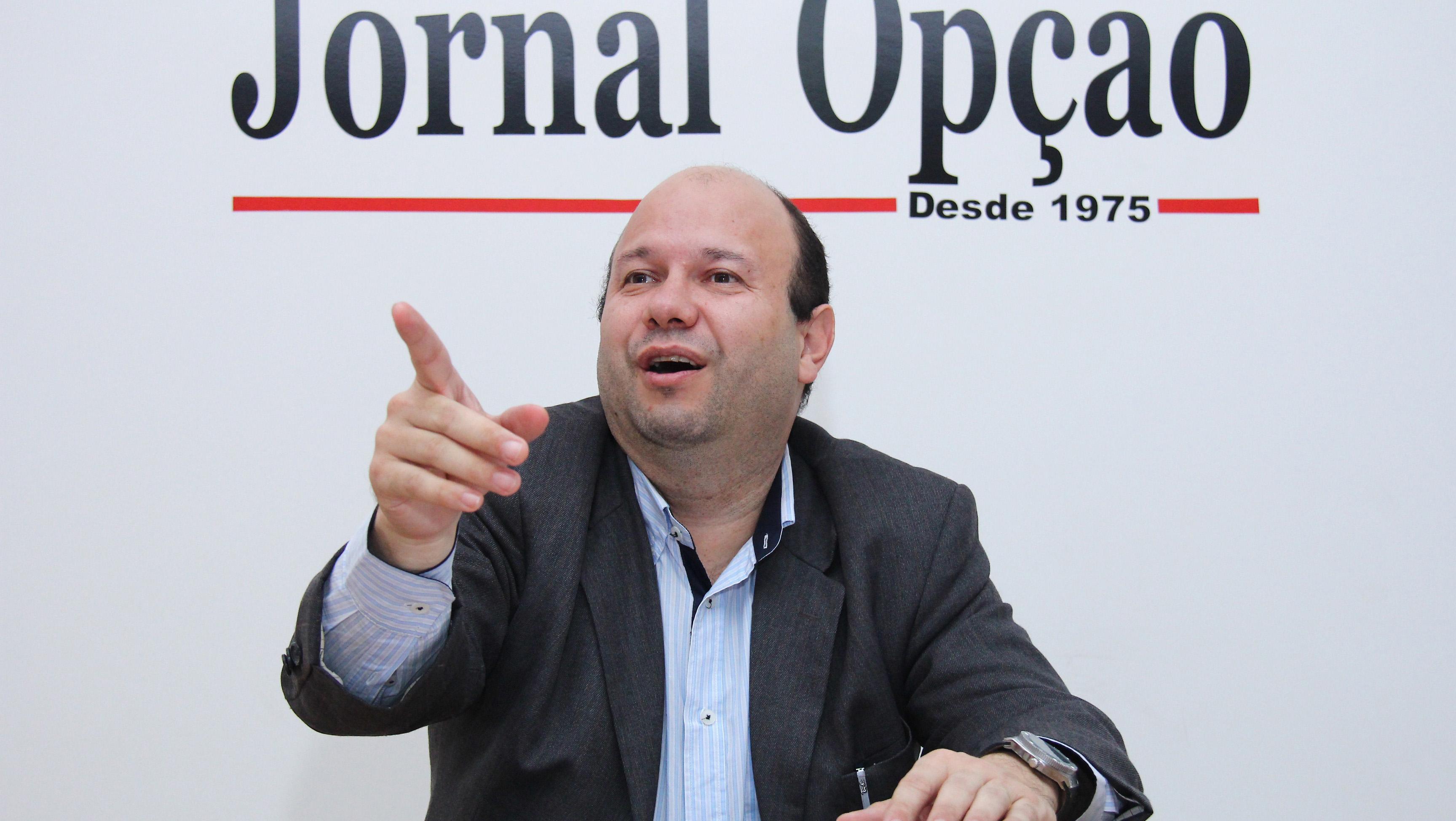 Secretário diz que prefeitura de Aparecida vai aumentar o volume de obras na cidade