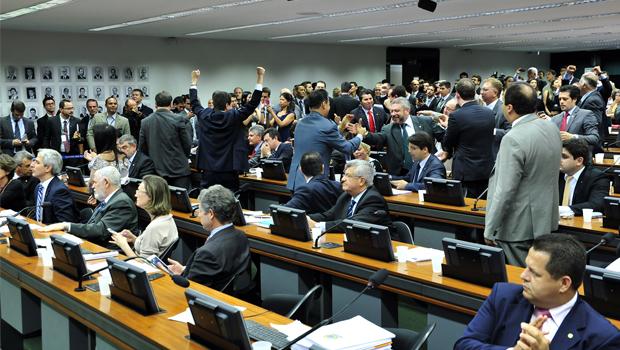 CCJ da Câmara aprova proposta de redução da maioridade penal