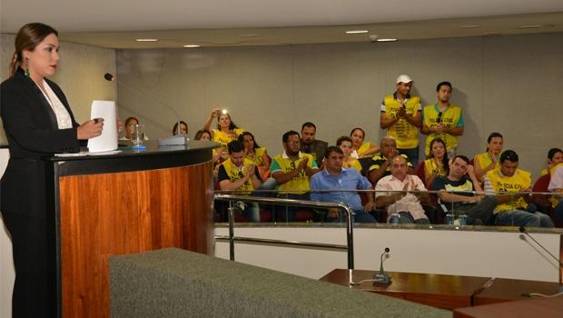 Audiência pública para resolver impasse com Polícia Civil não resultou em nada / Benhur de Souza