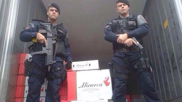 Grupo Tático Operacional do 17º Batalhão da PMDF realizou a apreensão na cidade de Vicente Pires   Foto: reprodução / site PMDF