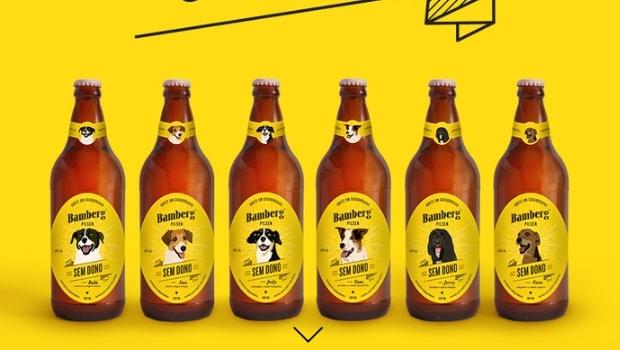As seis cervejas que incentivam a adoção de cachorros   Foto: reprodução/site cerveja Sem Dono