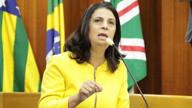 """Dra. Cristina: """"Se quiser vencer Iris em Goiânia, PSDB precisa construir um projeto desde agora"""""""
