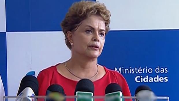 """Dilma diz que Levy foi """"mal interpretado"""" e que ministro ficou """"bastante triste"""" com episódio"""