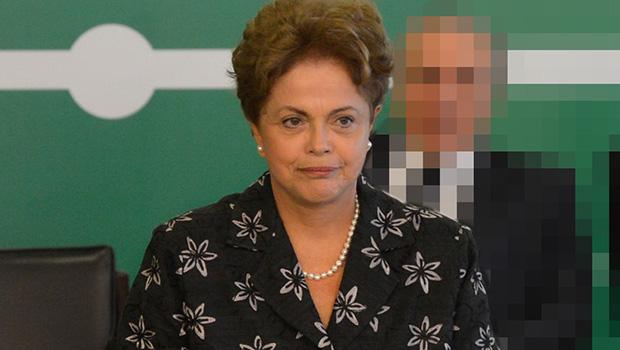 População vai contra o governo, mas é Dilma quem deseja tranquilidade