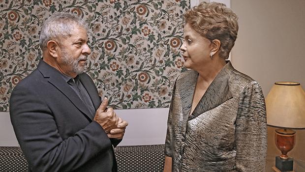 Dilma Rousseff, a criatura, não dá conta de governar; Lula da Silva, o criador, tem de defendê-la custe o que custar | Foto: Ricardo Stuckert/ Instituto Lula