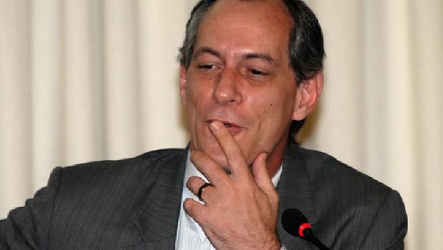 Ciro Gomes foi processado pelo ex-governador de Goiás Henrique Santillo
