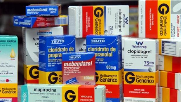 Procon Goiás constata variação de até 678% em preços de medicamentos genéricos
