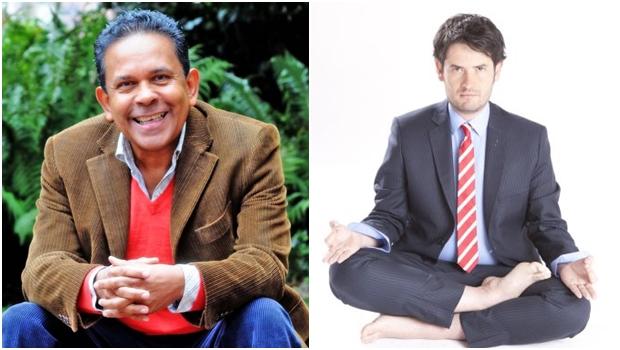 Cantor Francisco Zumaqué e o deputado Juan Carlos Losada  | Fotos: reprodução