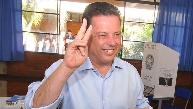 Marconi Perillo: governador tem consciência de que fundamental mesmo é viabilizar sua gestão; senão, adeus projeto nacional | Foto: Lailson Damásio