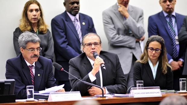 Barusco afirmou, em depoimento à CPI, que dinheiro da propina financiou campanha de Dilma em 2010 | Foto: Zeca Ribeiro / Câmara dos Deputados