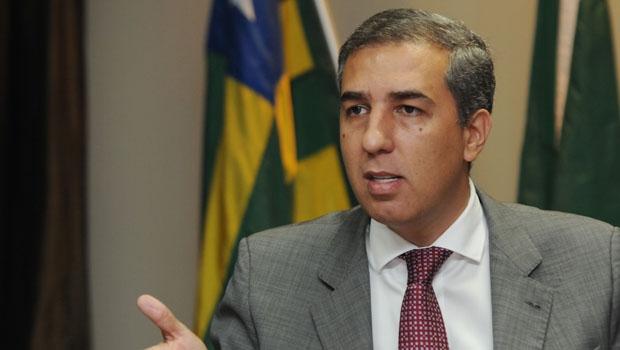 Vice-governador José Eliton / Foto: Fernando Leite/ Jornal Opção