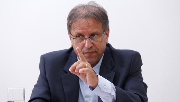 Marcelo Miranda mostra que com articulação é possível governar / Foto: Fernando Leite/ Jornal Opção