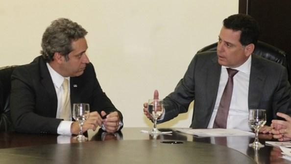 Relação do ex-presidente da Ordem, Henrique Tibúrcio, com governador Marconi Perillo (PSDB) não tem influência alguma na instituição, garante Enil Henrique | Foto: Leoiran