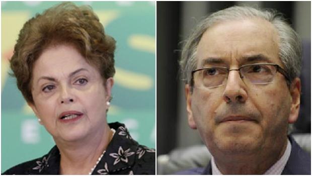 Briga de Dilma não é com as ruas.  O rival chama-se Eduardo Cunha