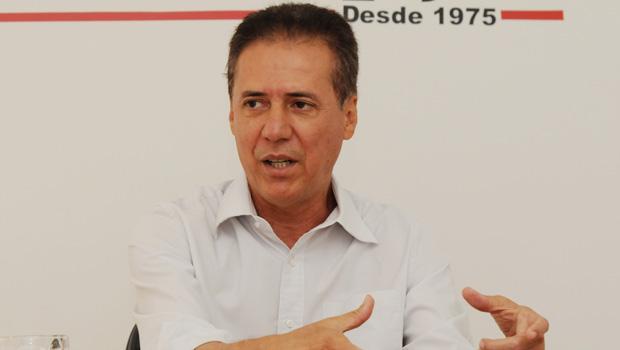 """Pedro Chaves: """"Não adianta falar em aliança se nem o próprio PMDB está organizado"""""""
