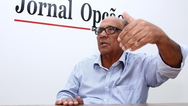 Deputado Roberto Balestra | Foto: Fernando Leite / Jornal Opção