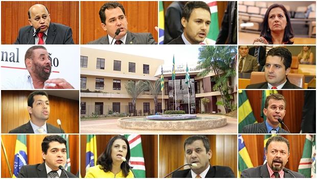 Vereadores devem aprovar recesso de 45 dias   Foto: assessoria da Câmara Municipal de Goiânia
