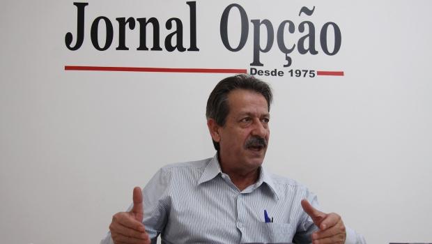 O presidente do PSDB goiano, Paulo de Jesus | Foto: Fernando Leite/Jornal Opção