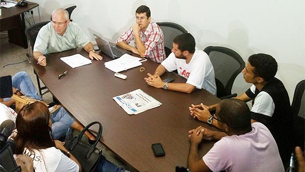 Servidores da Educação não chegam a consenso com prefeitura | Foto: Marcello Dantas