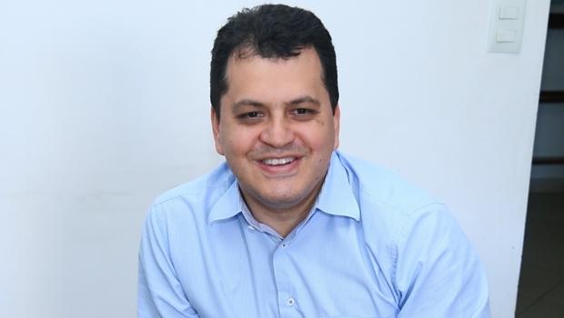 Agenor Mariano ressalta que relação com o prefeito Paulo Garcia (PT) é boa e que respeita a hierarquia | Foto: Fernando Leite / Jornal Opção