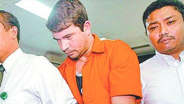 Rodrigo Gularte foi condenado em 2005 | Foto: reprodução