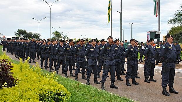 Guardas querem pagamento de vale-alimentação | Foto: Divulgação/Blog da Guarda Civil