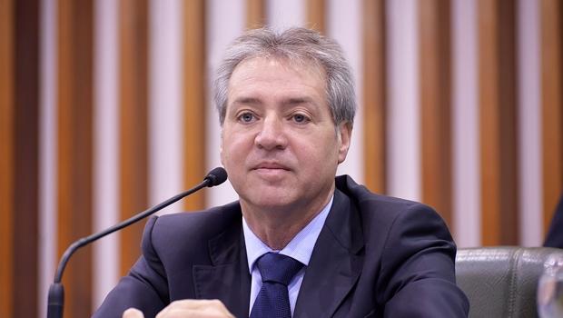 Ex-deputado Helder Valin | Foto: Y. Maeda