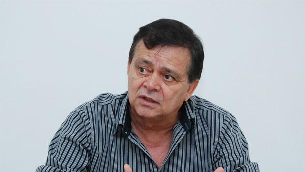 Deputado federal Joavair Arantes, do PTV   Fernando Leite/Jornal Opção
