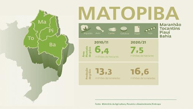 Governo deve instituir região do Matopiba na próxima semana