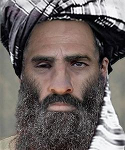 Mullah Omar: será mesmo este o acólito de Osama bin Laden?   Foto: Reprodução
