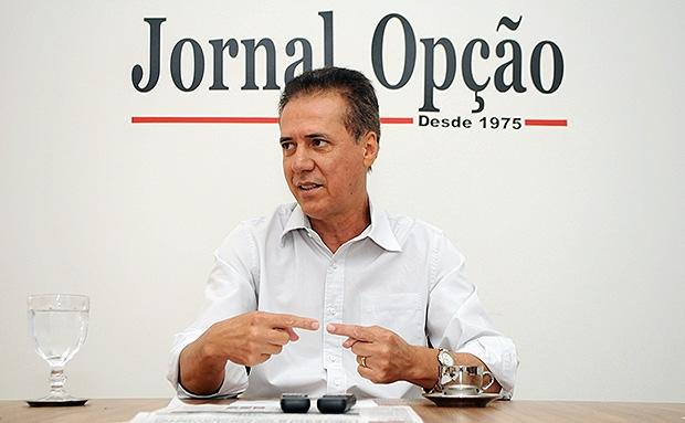 Pedro Chaves sugere que PMDB aguarde desenrolar dos fatos | Foto: Renan Accioly