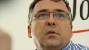 Sandro Mabel: o ex-deputado federal é visto como patinho  feio em Aparecida de Goiânia | Foto: Fernando Leite/Jornal Opção