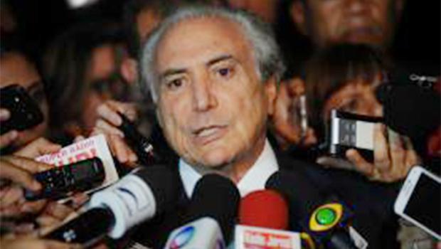 Comissão ouve na terça Temer e presidentes de partidos sobre reforma política