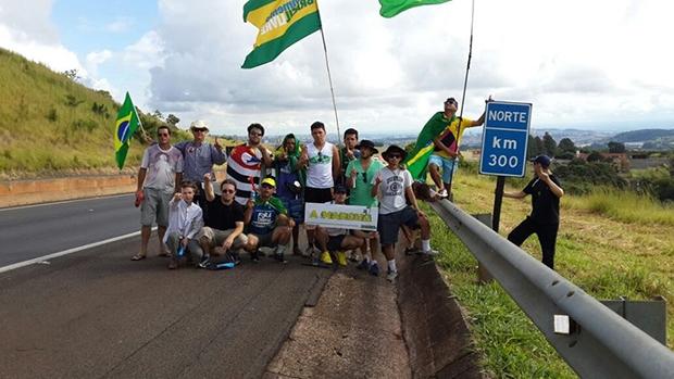 De São São Paulo a Brasília