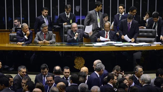 Sessão para análise e discussão da Reforma Política | Foto: Gustavo Lima/ Câmara dos Deputados